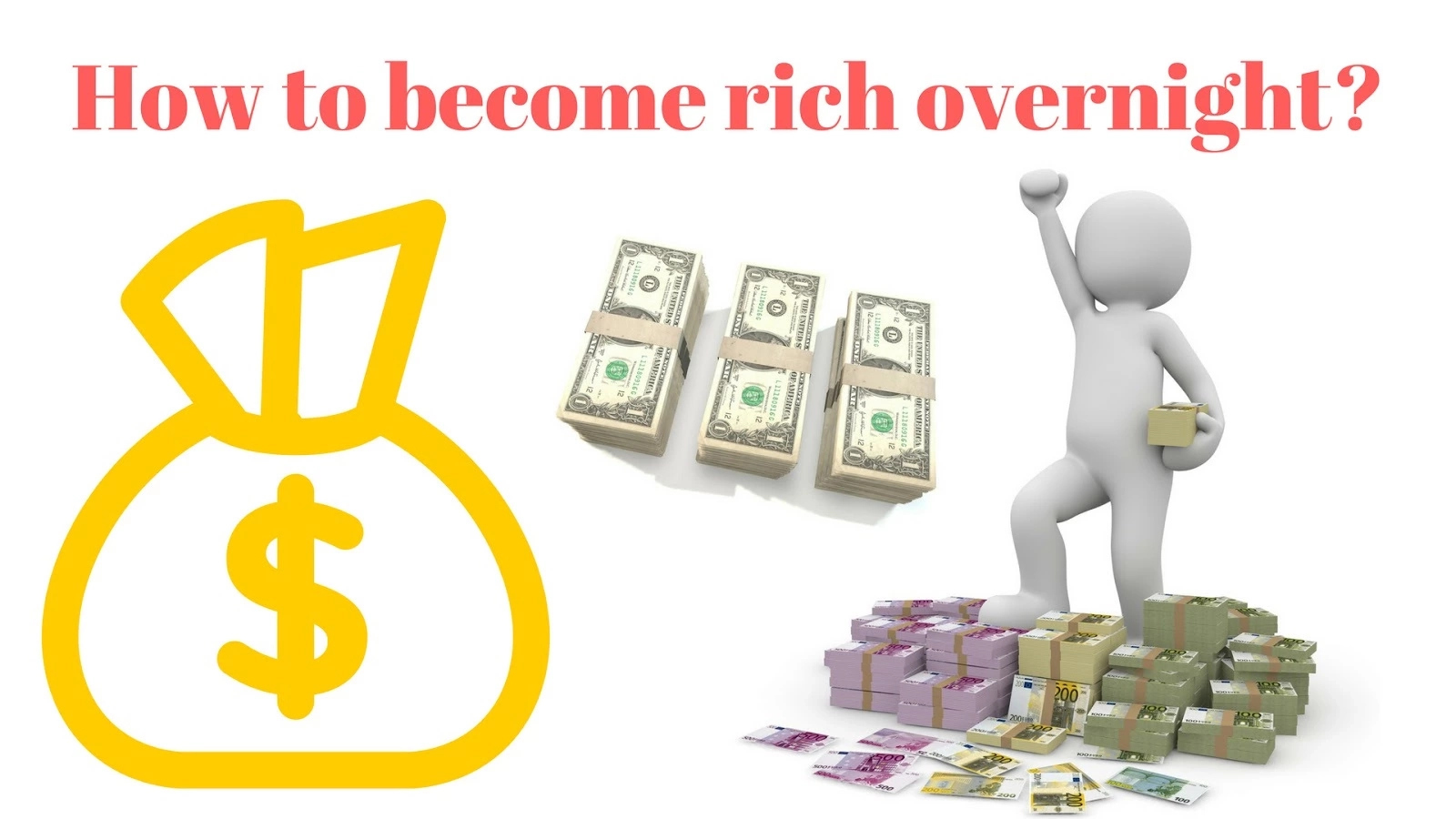 How to Get Rich Quick for Free